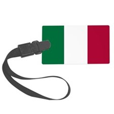Italy Flag Italian Flag Luggage Tag