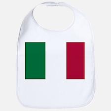 Italy Flag Italian Flag Bib