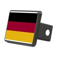 German Flag Gifts Hitch Cover