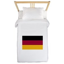 German Flag Gifts Twin Duvet