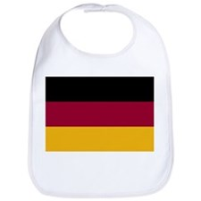 German Flag Gifts Bib