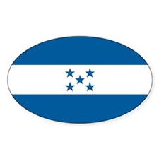 honduras1 Decal