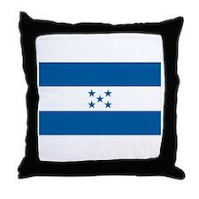 honduras1 Throw Pillow