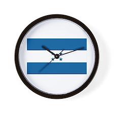 honduras1 Wall Clock
