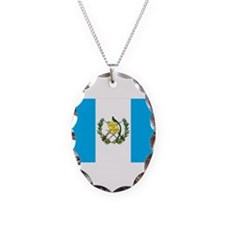 guatemalan Flag gifts Necklace
