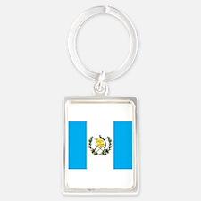 guatemalan Flag gifts Keychains