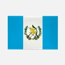 guatemalan Flag gifts Magnets