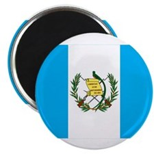 guatemalan Flag gifts Magnets