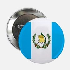 """guatemalan Flag gifts 2.25"""" Button"""