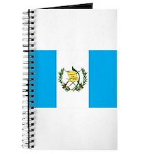 guatemalan Flag gifts Journal