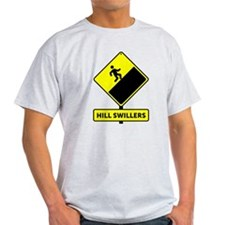 Hill Swillers 2014 - Front T-Shirt