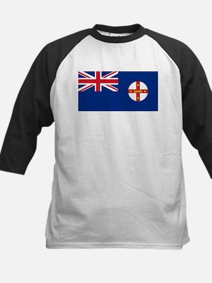 New South Wales Kids Baseball Jersey