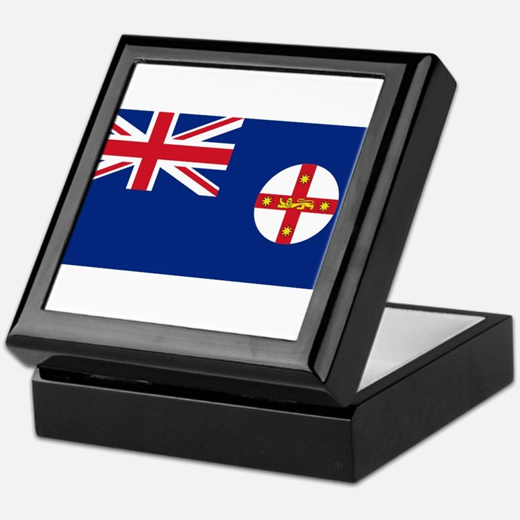 New South Wales Keepsake Box