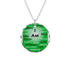 I Am Green! Necklace