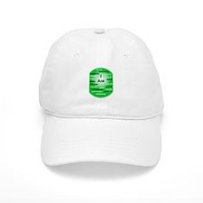 I Am Green! Baseball Baseball Cap