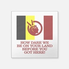 AIM (How Dare We) Sticker