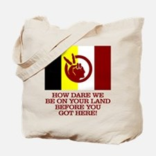 AIM (How Dare We) Tote Bag
