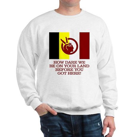 AIM (How Dare We) Sweatshirt