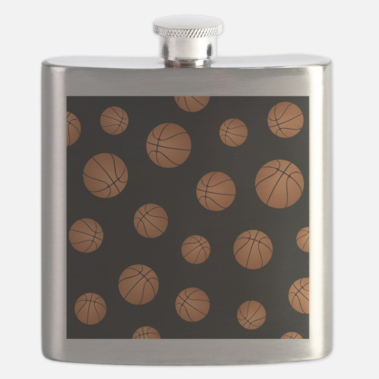 Basketball pattern Flask