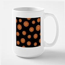 Basketball pattern Mugs