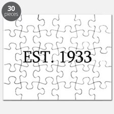 Est 1933 Puzzle