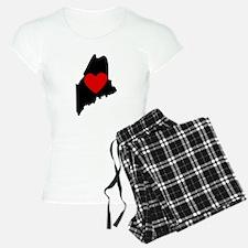 Maine Heart Pajamas