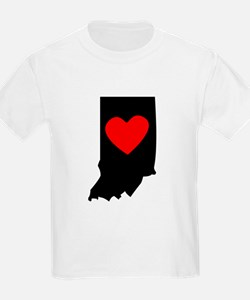 Indiana Heart T-Shirt