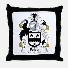 Foley Throw Pillow