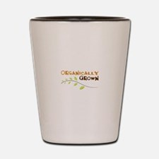 Organically Grown Shot Glass