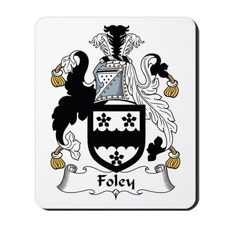 Foley Mousepad