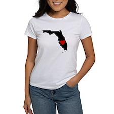 Florida Heart T-Shirt