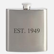 Est 1949 Flask