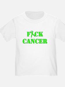 F*ck Cancer Lime T-Shirt