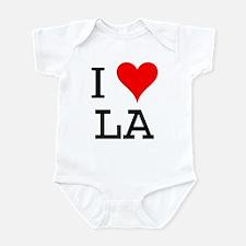 I Love LA Onesie