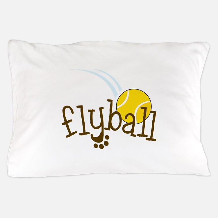 Flyball Pillow Case
