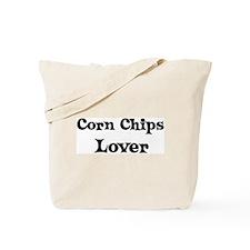 Corn Chips lover Tote Bag