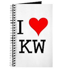 I Love KW Journal