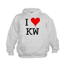 I Love KW Hoodie