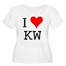 I Love KW T-Shirt