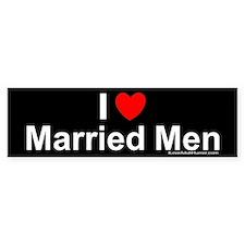 Married Men Bumper Sticker