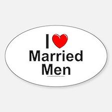 Married Men Decal