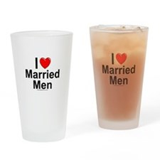 Married Men Drinking Glass