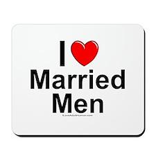 Married Men Mousepad