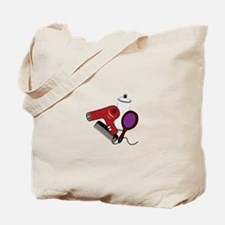 Hair Tools Tote Bag