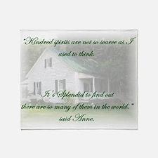 Kindred Spirits Throw Blanket