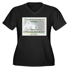 Kindred Spirits Plus Size T-Shirt