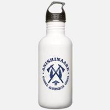 Anishinaabe Water Bottle