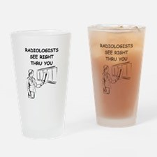 RAD1 Drinking Glass