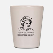 Hyacinth Superior Shot Glass