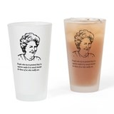 British Drinking Glass